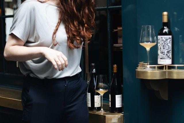 """<p>Another Soho must-visit if you're in the neighbourhood and love all things vino is The Mulwray.</p><p>Located above The Blue Posts this is a wine bar making a name for itself as a specialist in fine and natural wines thanks to its award-winning experts and ex Noma Mexico sommelier Honey Spencer and Sarah Wright. </p><p>Whether you go for wines from the categories of 'firm favourites', 'the path less trodden' or 'wild things', you're sure to find something for you. </p><p>28 Rupert Street, London, W1D 6DJ</p><p><a class=""""link rapid-noclick-resp"""" href=""""https://www.sevenrooms.com/reservations/evelynstable?client_id=8f3d1c0ae46bd51e5a25482ef0d01992ad4e39f0a4081a666c3df23598ed8756d9eb5185a5486a2e2f71898901754c741b555ffdff30e52df1d38c141e305d02"""" rel=""""nofollow noopener"""" target=""""_blank"""" data-ylk=""""slk:BOOK NOW"""">BOOK NOW</a></p><p><a href=""""https://www.instagram.com/p/CQjPVCmAWAx/"""" rel=""""nofollow noopener"""" target=""""_blank"""" data-ylk=""""slk:See the original post on Instagram"""" class=""""link rapid-noclick-resp"""">See the original post on Instagram</a></p>"""