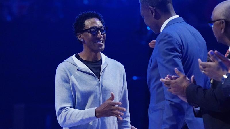 Scottie Pippen slams Bulls hire of Billy Donovan, says he hasn't proven anything