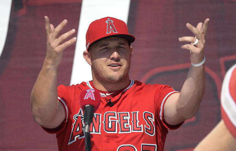 Here's How the Angels Hooked Mike Trout to a $430 Million Contract