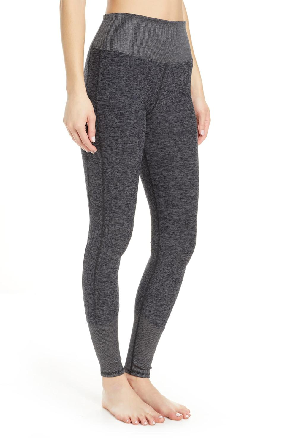 "<h3>Alo Yoga High Waist Lounge Leggings</h3> <br>Keep things comfy yet polished with a pair of streamlined leggings that new mamas can truly live in.<br><br><strong>Alo Yoga</strong> High Waist Lounge Leggings, $, available at <a href=""https://go.skimresources.com/?id=30283X879131&url=https%3A%2F%2Fshop.nordstrom.com%2Fs%2Falo-high-waist-lounge-leggings%2F5112639%2Ffull"" rel=""nofollow noopener"" target=""_blank"" data-ylk=""slk:Nordstrom"" class=""link rapid-noclick-resp"">Nordstrom</a><br>"