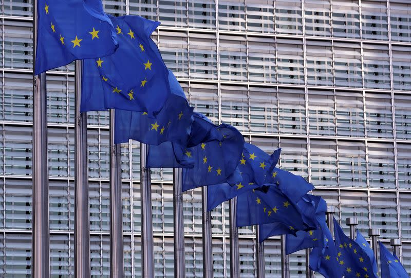 EU executive recommends green energy, transport, digital investment for recovery