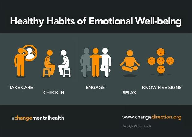 Healthy Habits of Emotional Well-being
