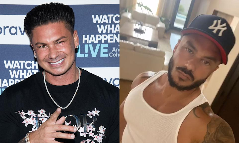 DJ Pauly D has a new look. (Photo: Getty Images/Instagram)
