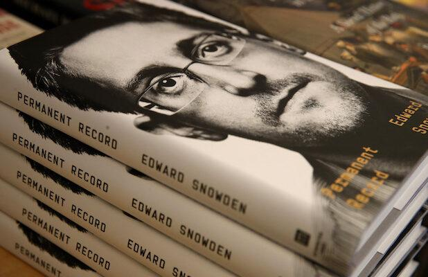 Justice Department Sues Edward Snowden Over His New Memoir