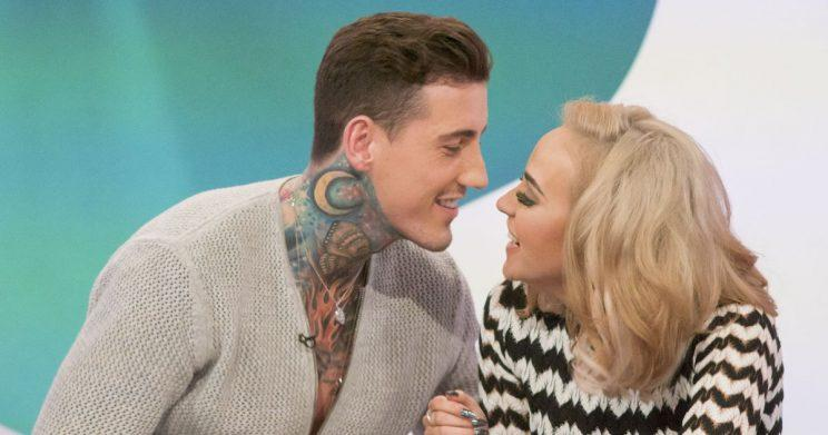 Stephanie Davis arrested on suspicion of GBH after 'attacking' Jeremy McConnell