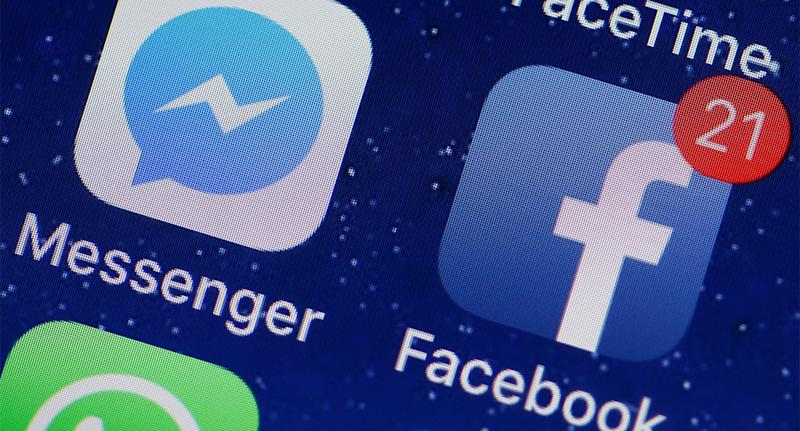 Messenger users will soon be able to delete their sent messages. Source GettyMore