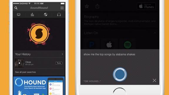 SoundHound's music app is getting hands-free voice commands