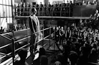 """<a href=""""http://movies.yahoo.com/movie/schindlers-list/"""" data-ylk=""""slk:SCHINDLER'S LIST"""" class=""""link rapid-noclick-resp"""">SCHINDLER'S LIST</a> (1993) <br>Directed by: <span>Steven Spielberg</span> <br>Starring: <span>Liam Neeson</span>, <span>Ben Kingsley</span> and <span>Ralph Fiennes</span>"""