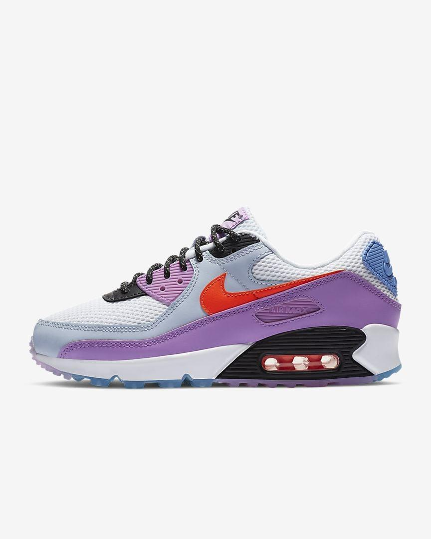 "<p>These <a href=""https://www.popsugar.com/buy/Nike-Air-Max-90-Sneakers-584517?p_name=Nike%20Air%20Max%2090%20Sneakers&retailer=nike.com&pid=584517&price=120&evar1=fab%3Aus&evar9=47571677&evar98=https%3A%2F%2Fwww.popsugar.com%2Ffashion%2Fphoto-gallery%2F47571677%2Fimage%2F47571946%2FNike-Air-Max-90-Sneakers&list1=shopping%2Cshoes%2Csneakers%2Csummer%2Csummer%20fashion%2Cfashion%20shopping&prop13=mobile&pdata=1"" rel=""nofollow noopener"" class=""link rapid-noclick-resp"" target=""_blank"" data-ylk=""slk:Nike Air Max 90 Sneakers"">Nike Air Max 90 Sneakers</a> ($120) look great with denim.</p>"