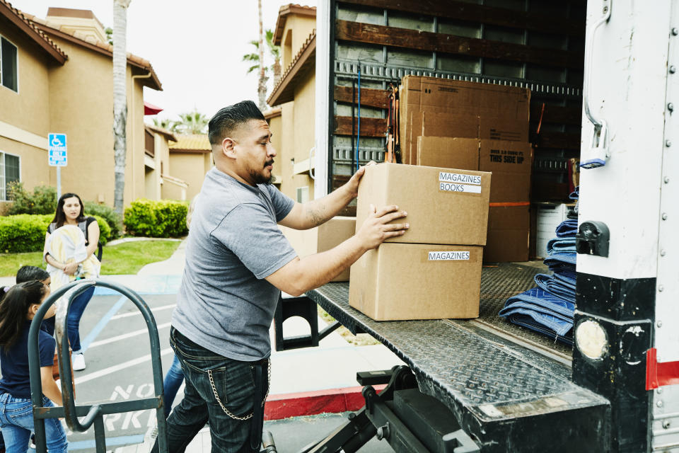 Some rental properties will charge move-out fees. At the outset of move-in, ask your landlord or property manager so you can plan for the future. (Photo: Getty)