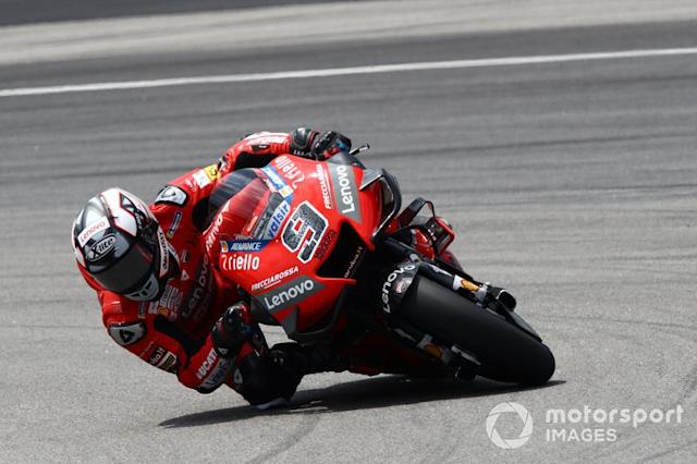 """Danilo Petrucci - 29 anos e 5 meses <span class=""""copyright"""">Gold and Goose / Motorsport Images</span>"""