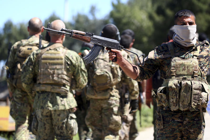 Turkey on a 'Collision Course' With the U.S. After Striking Kurdish Militias