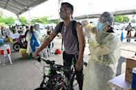 The Philippines will reimpose restrictions on millions of people in the capital region to fight a Delta-fuelled coronavirus outbreak
