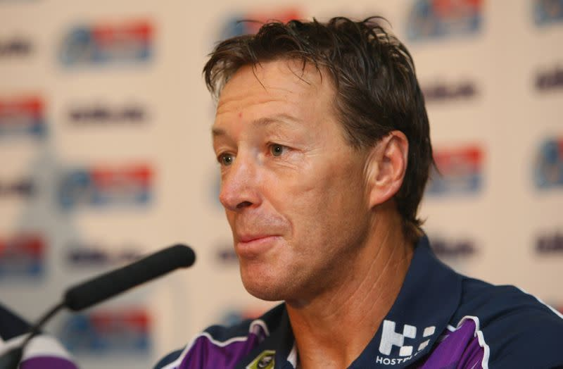 Leeds Rhinos & Melbourne Storm - Gillette World Club Challenge Preview Press Conference