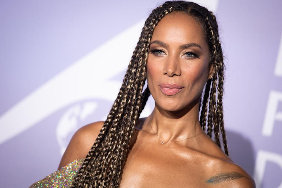 MONTE-CARLO, MONACO - SEPTEMBER 24: Leona Lewis attends the Monte-Carlo Gala For Planetary Health on September 24, 2020 in Monte-Carlo, Monaco. (Photo by SC Pool - Corbis/Corbis via Getty Images)