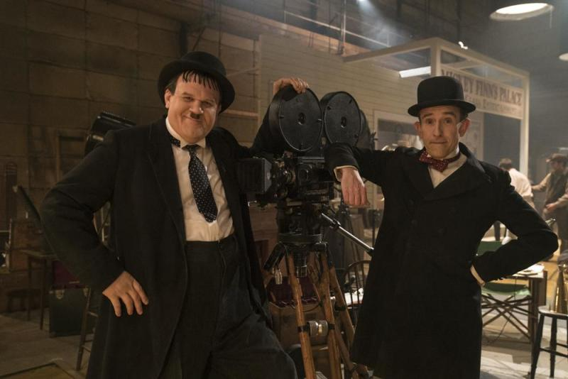 Reilly's Laurel and Hardy biopic to world premiere at London Film Festival