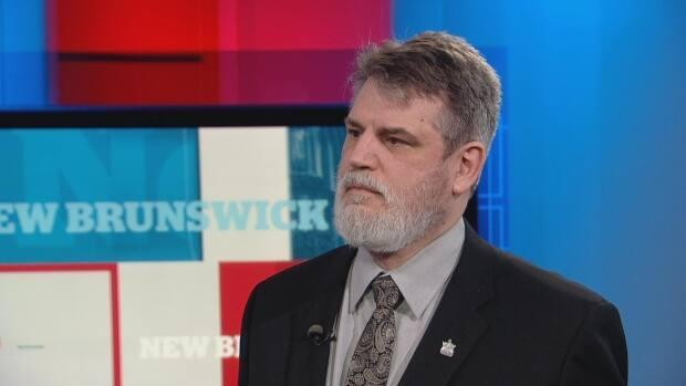 Charles Murray, New Brunswick's privacy commissioner and ombud, says every time a database is created, the potential for identity theft and misuse must be considered.  (CBC - image credit)