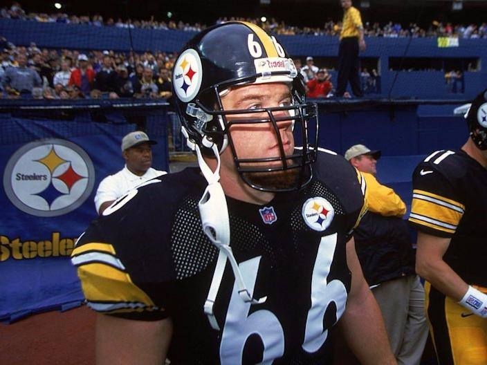 Alan Faneca steelers