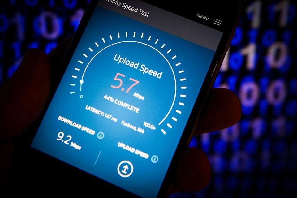 How fast is your internet? Source: Getty Images
