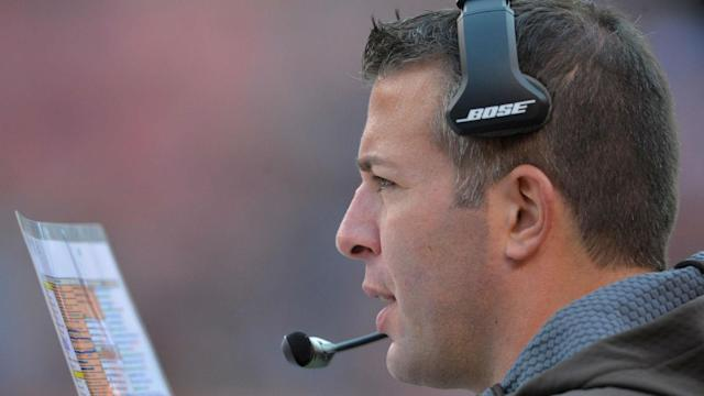 John DeFilippo received head coaching interviews from the Bears and Cardinals, but will now become the Vikings' offensive coordinator.