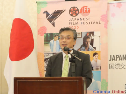 His Excellency Oka Hiroshi, Japanese Ambassador to Malaysia, said that JFF 2020 will follow SOPs.