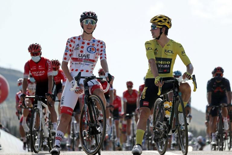Roglic's Tour charge puts spotlight on Slovenian athletes