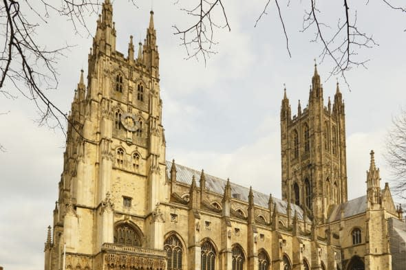 Canterbury Cathedral to be transformed: Heritage Lottery Fund