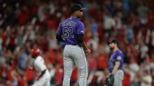 Cardinals 6, Rockies 5: Bullpen can't hold the lead—again