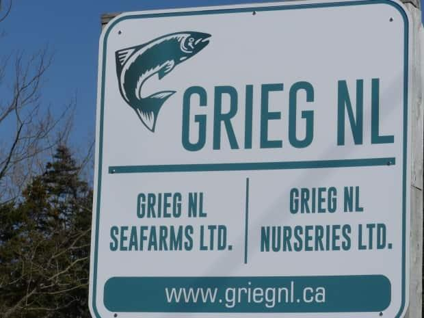 Grieg NL is an aquaculture company in Marystown.