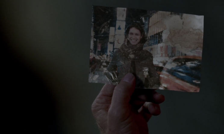That same photo, several decades later, from the series premiere of 'Westworld' (Photo: HBO)