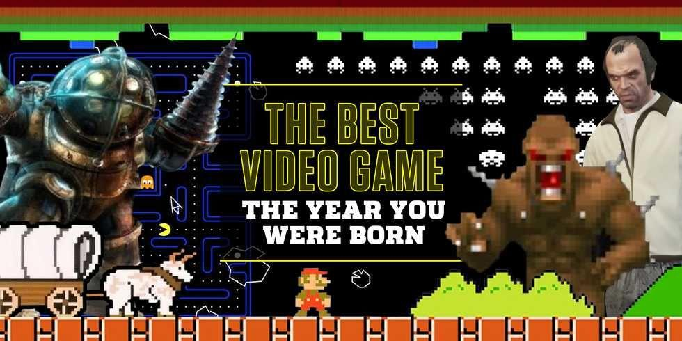 <p>Like all art, video games are a steady progression of ideas and ways to stretch the medium. What began with a couple programs mucking around with room-sized computers, soon became multi-billion dollar industry. These are the fruits of nearly 50 years of a video game labor.</p>