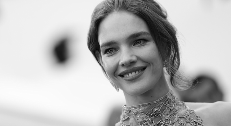 Natalia Vodianova rose to fame with a seven-figure contract from Calvin Klein. [Photo: Getty]