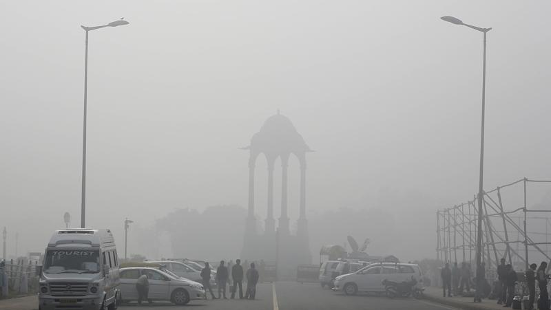 MCD Elections: In Choking Delhi, Pollution a Non-Issue for Parties