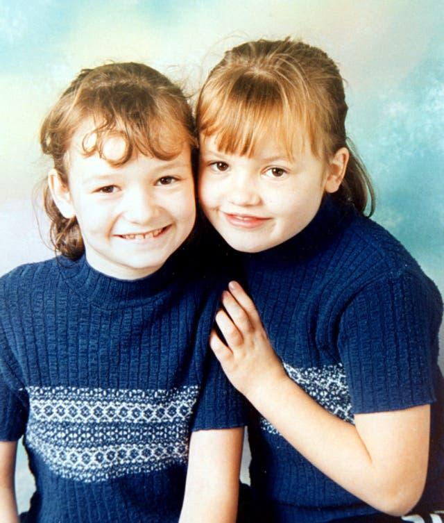 Katie Power and her sister Emily Power