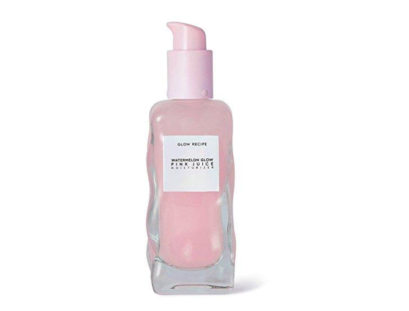 """<p>This blend of watermelon extract and hyaluronic acid hydrates and refreshes. Plus, it's great for all skin types—apply it as a lightweight moisturizer for <a rel=""""nofollow noopener"""" href=""""https://www.self.com/story/oily-skin-tips?mbid=synd_yahoo_rss"""" target=""""_blank"""" data-ylk=""""slk:oily skin"""" class=""""link rapid-noclick-resp"""">oily skin</a> or as a serum for <a rel=""""nofollow noopener"""" href=""""https://www.self.com/topic/dry-skin?mbid=synd_yahoo_rss"""" target=""""_blank"""" data-ylk=""""slk:dry skin"""" class=""""link rapid-noclick-resp"""">dry skin</a>.</p> <p><strong>Buy it:</strong> $39, <a rel=""""nofollow noopener"""" href=""""https://www.sephora.com/product/watermelon-pink-juice-moisturizer-P428819"""" target=""""_blank"""" data-ylk=""""slk:Sephora"""" class=""""link rapid-noclick-resp"""">Sephora</a></p>"""