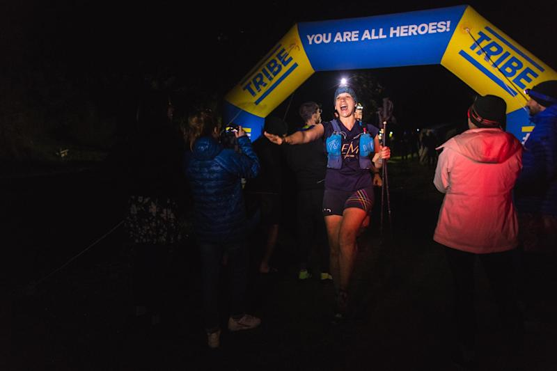 The Run for Love is a 6-day challenge