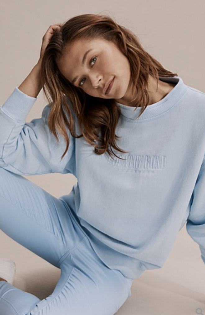 90s reissue Australian Made Unisex sweat is available for $179,