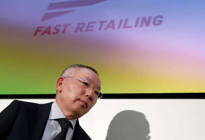 Uniqlo founder Yanai resigns as SoftBank board member after 18 years
