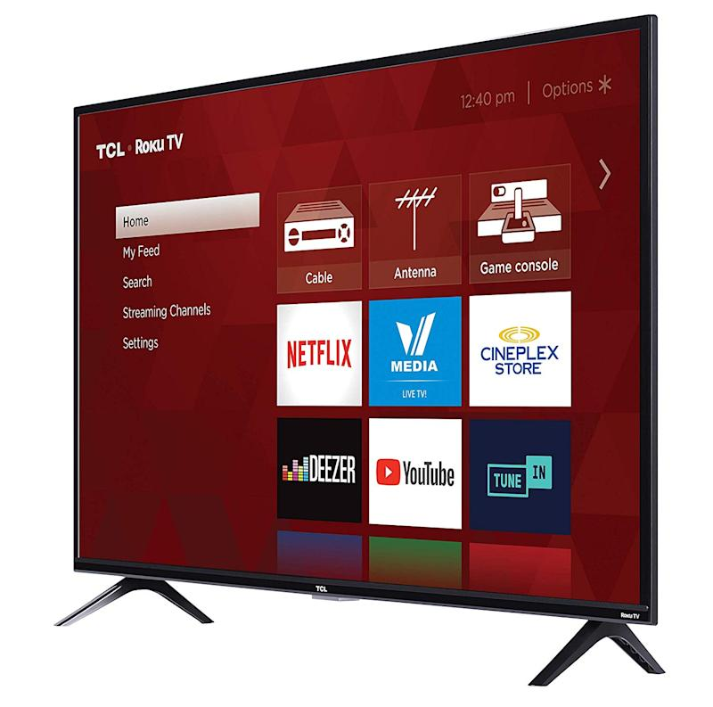 TCL 3-Series 1080p Smart LED Television (2019), 40""