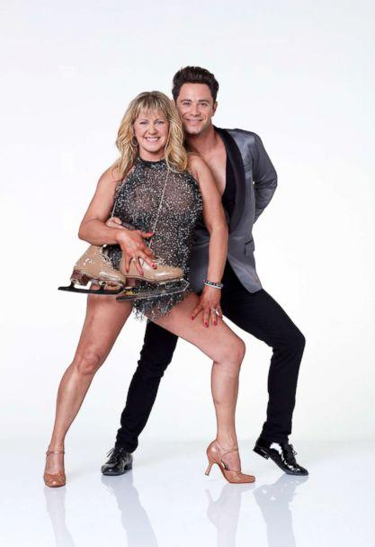 PHOTO: Tonya Harding, a two-time Olympic figure skater, will dance with Sasha Farber. (Craig Sjodin/ABC)