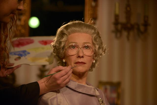 Helen won an Oscar for her portrayal of the monarch in the 2007 film The Queen [Image: Getty]
