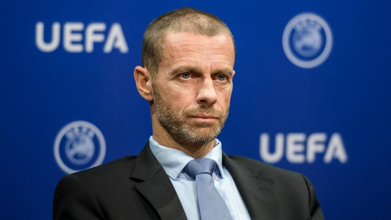'We have to do more' - UEFA chief Ceferin admits not enough is being done to fight racism