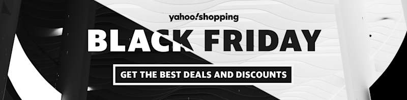 Yahoo Shopping Black Friday. (Photo: Yahoo)