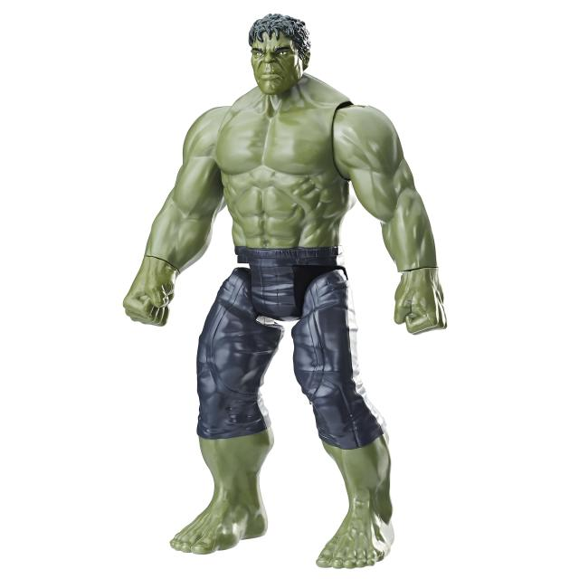 Hulk Titan Hero figure (Photo: Hasbro)