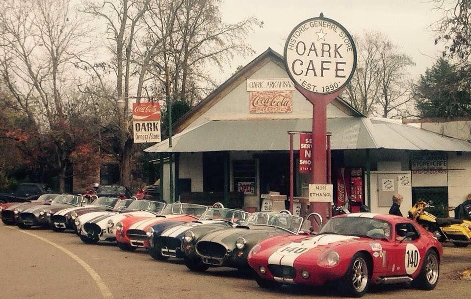 """<p>The tiny Ozark mountain town of Oark has been home to his <a href=""""https://www.tripadvisor.com/Restaurant_Review-g31822-d4223822-Reviews-Oark_General_Store-Oark_Arkansas.html"""" rel=""""nofollow noopener"""" target=""""_blank"""" data-ylk=""""slk:beloved spot"""" class=""""link rapid-noclick-resp"""">beloved spot</a> since 1890. Initially it sold supplies and groceries and remained open through the Great Depression—now the café serves up classic diner fare.</p>"""