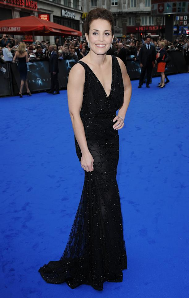 LONDON, UNITED KINGDOM - MAY 31: Noomi Rapace attends the world premiere of Prometheus at Empire Leicester Square on May 31, 2012 in London, England. (Photo by Stuart Wilson/Getty Images)