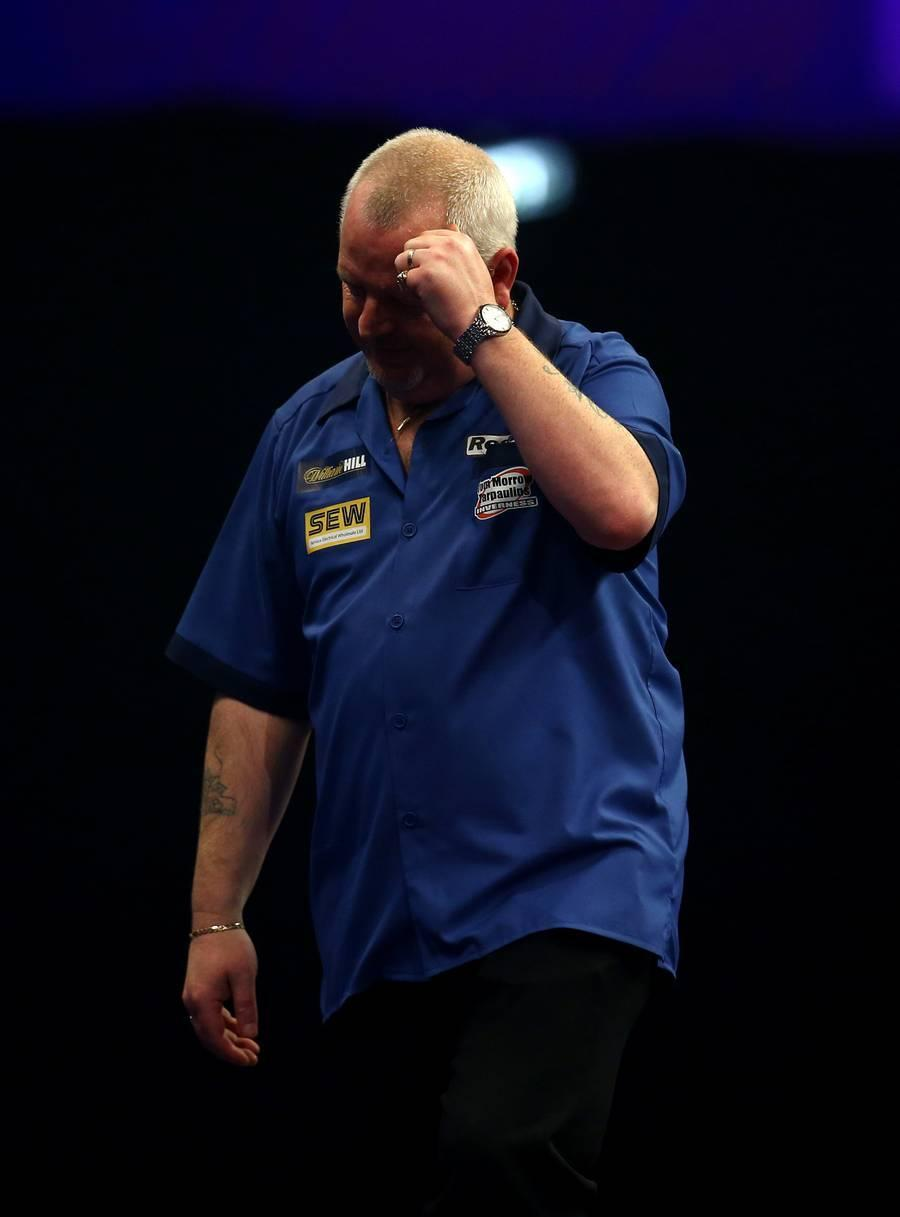 2015 William Hill PDC World Darts Championships - Day Eleven