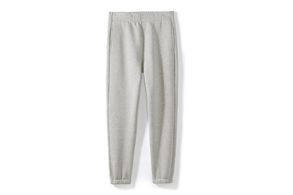 "$98, Huckberry. <a href=""https://huckberry.com/store/flint-and-tinder/category/p/60157-10-year-sweatpants"" rel=""nofollow noopener"" target=""_blank"" data-ylk=""slk:Get it now!"" class=""link rapid-noclick-resp"">Get it now!</a>"