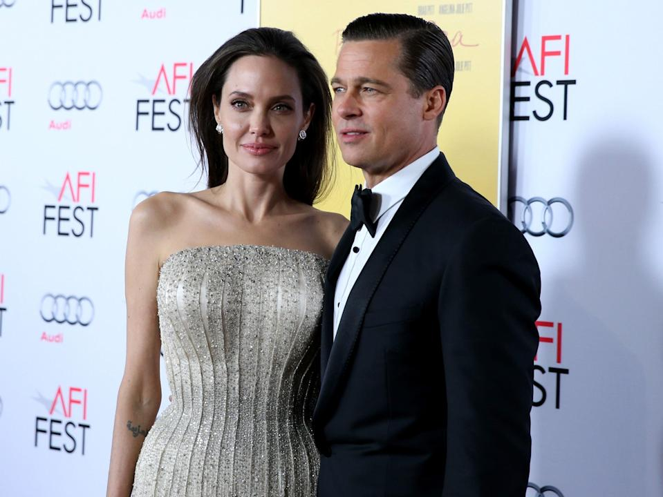 Angelina Jolie will reportedly appeal custody decision in divorce from Brad Pitt (Getty Images for Audi)