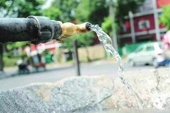 drinking water, pilot project modi government